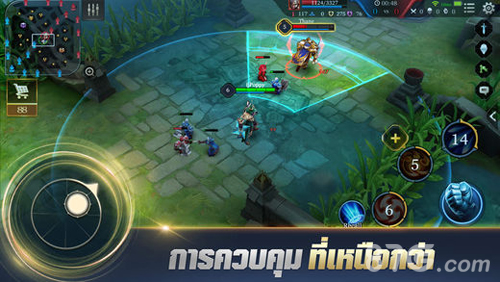 王者荣耀泰国版截图5