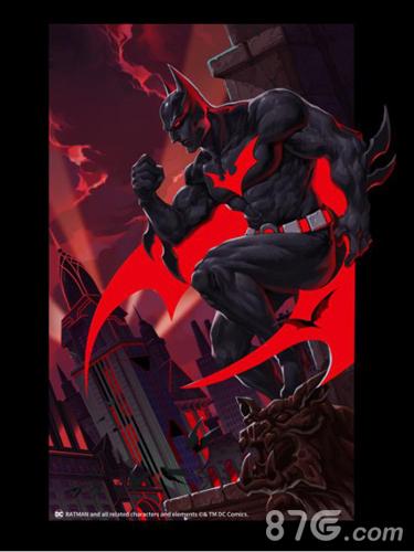 黑暗骑士 小冰冰传奇 DC授权蝙蝠侠震撼来袭