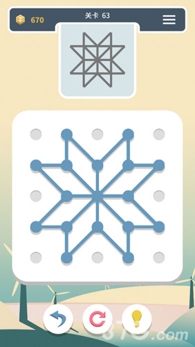 点线交织截图5
