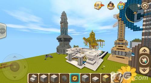 迷你世界怎么建皇宫 皇宫设计图教程一览