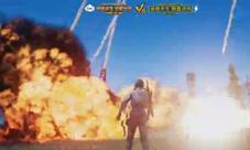 绝地求生手游实机爆料视频 两款游戏宣传画面对比