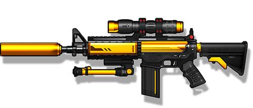 狸猫突击队武器2