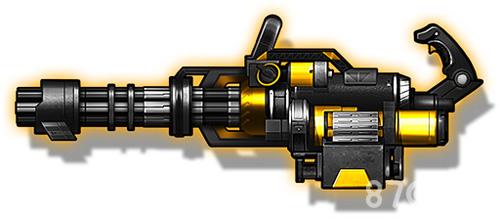狸猫突击队武器5