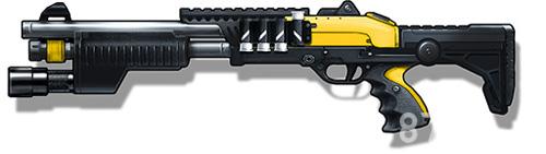 狸猫突击队武器4
