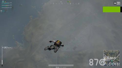 绝地求生刺激战场跳伞攻略