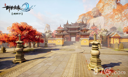 剑侠情缘2:剑歌行公测版截图1