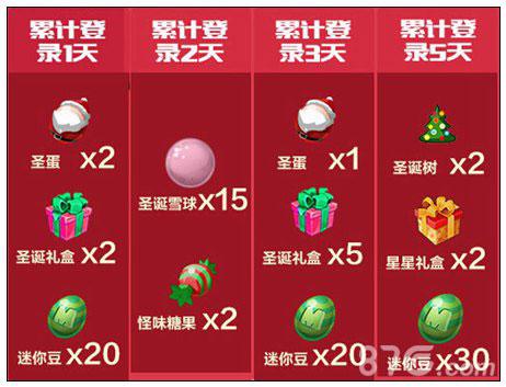 迷你世界圣诞节活动3
