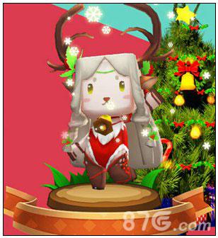 迷你世界圣诞节活动2