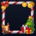 王者荣耀圣诞狂欢头像框
