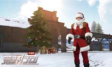 荒野行动圣诞老人模式介绍 圣诞老人模式怎么玩