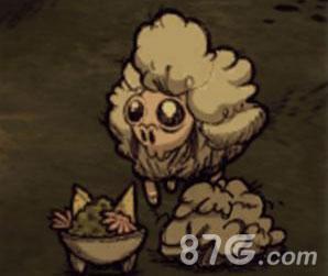 饥荒刚羊怎么养图片