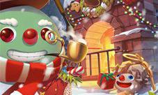 不思议迷宫圣诞派对暴力上演 雪人家族集体黑化来袭