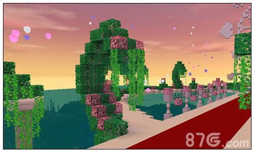 迷你世界伊甸园地图2