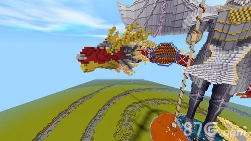 迷你世界神战地图3