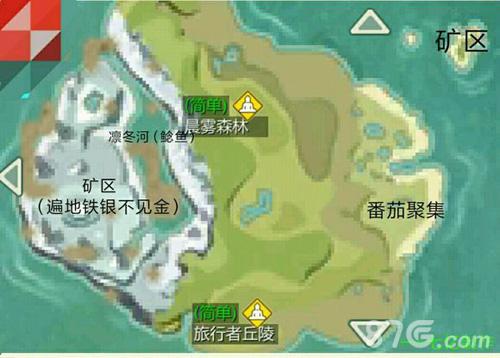 创造与魔法地图2