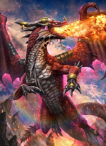 炉石传说红龙