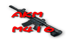 绝地求生刺激战场AKM和M416哪个好 AK和M4对比