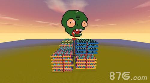 迷你世界植物大战僵尸迷你号一览 植物大战僵尸地图