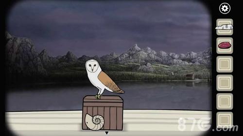 锈湖天堂岛第9关