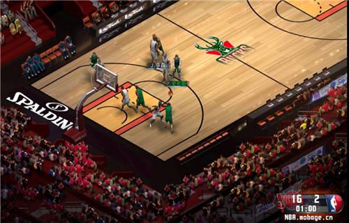 NBA梦之队4