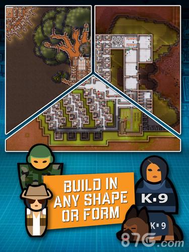 监狱建筑师iOS版截图2