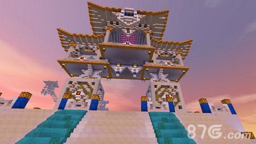 迷你世界广寒宫是嫦娥仙子居住的场所,很多玩家都想建造一个想象中的