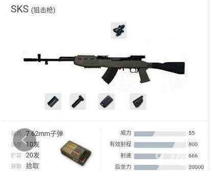 绝地求生刺激战场狙击枪配件选择攻略