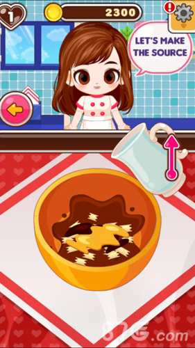 宝宝做饭游戏截图2