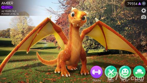 AR Dragon苹果版截图1