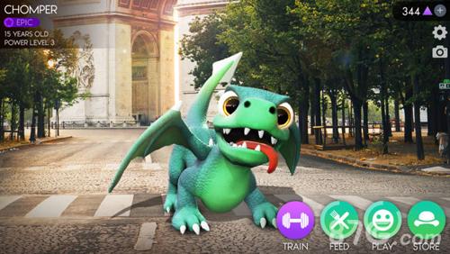 AR Dragon苹果版截图4