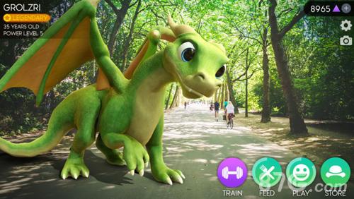 AR Dragon苹果版截图5