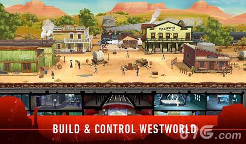 西部世界安卓版截图3