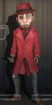 第五人格魔术师大红袍