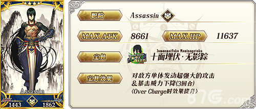 FGO新宿的Assassin