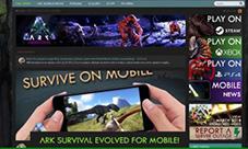 方舟生存进化手机版即将推出 手游配置资讯视频