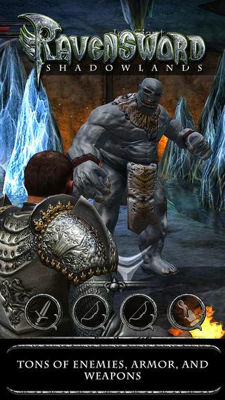 掠夺之剑:暗影大陆安卓版截图2