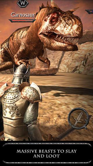 掠夺之剑:暗影大陆安卓版截图4