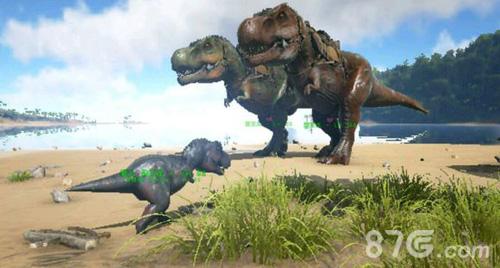 方舟生存进化恐龙繁殖