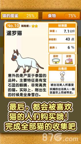 猫咖啡店中文版截图5