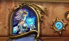 炉石传说女巫森林法师卡组推荐 法师最新卡组代码