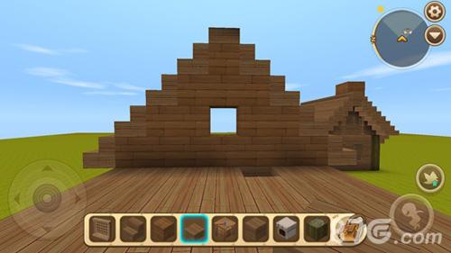 迷你世界冒险小屋怎么做 生存房子制作教程图片
