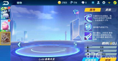 QQ飞车手游全新宠物金角银角大王将上线6