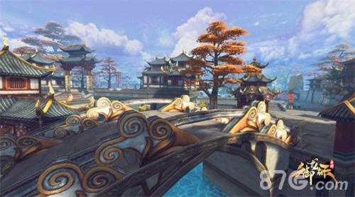 《御龙在天手游》游戏画面