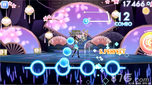 QQ炫舞手游雙人舞玩法攻略 2