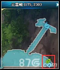 火影忍者OL手游龟岛位置2