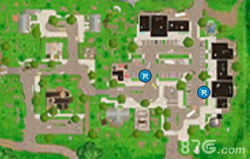 堡垒之夜手游购物车在哪里8