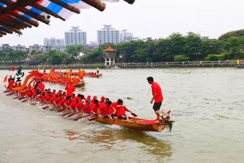 由《龙腾传世》和陈小春传承千年粽子节