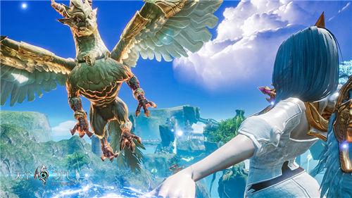 魔幻MMO全新力作《天空之门》精彩内容大揭秘