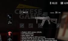 绝地求生刺激战场AK15怎么样 AK15配件伤害数据图鉴