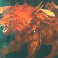 狮身蝎尾兽
